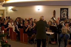 Julegudstjeneste i Tistedal